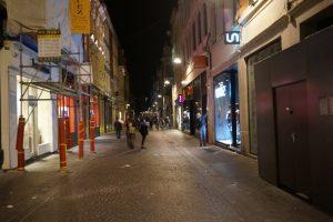 rue neuve, avant extinction
